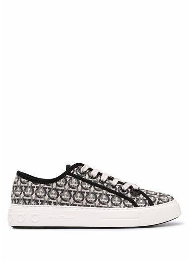 Salvatore Ferragamo Sneakers Bej